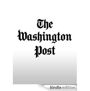 Washington Post Kindle