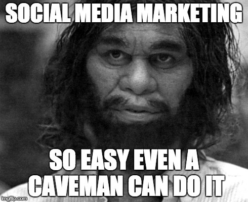 Caveman Blog