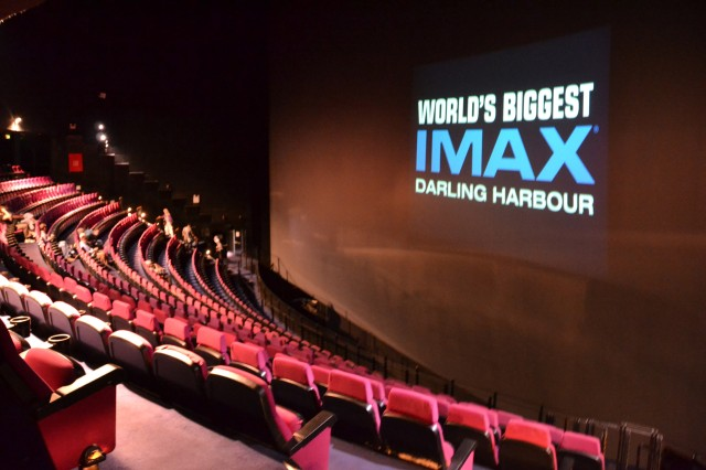 Russ Cook - IMAX Image