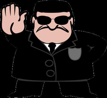bodyguard-145447_1280